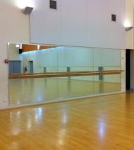 Miroir Salle De Danse Miroir Mobile Accessoires Miroir Sport